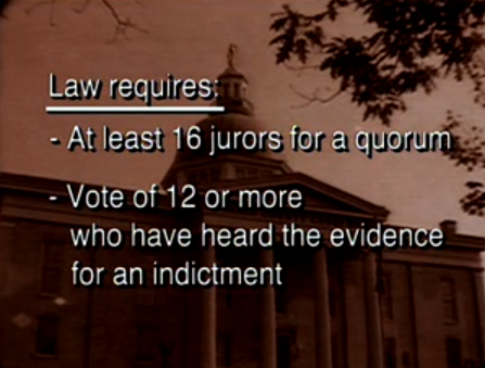 Visual Law Library - Grand Jury Instructions 3